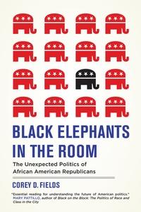 Black Elephants in the Room by Corey D. Fields