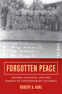 Forgotten Peace by Robert A. Karl