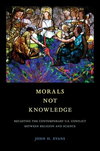 Morals Not Knowledge by John H. Evans
