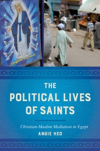 The Political Lives of Saints by Angie Heo