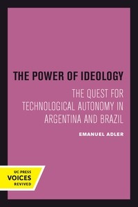 The Power of Ideology by Emanuel Adler