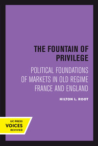 The Fountain of Privilege by Hilton L. Root