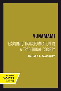 Vunamami by Richard F. Salisbury