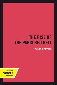 The Rise of the Paris Red Belt by Tyler Stovall