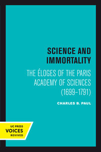 Science and Immortality by Charles B. Paul