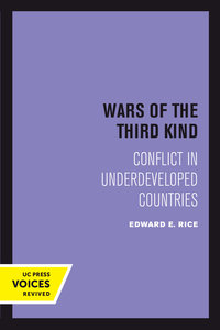 Wars of the Third Kind by Edward E. Rice