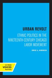Urban Revolt by Eric L. Hirsch