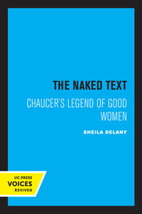 The Naked Text by Sheila Delany