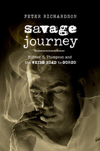 Savage Journey by Peter Richardson