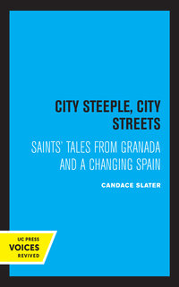 City Steeple, City Streets by Candace Slater