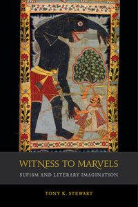Witness to Marvels by Tony K. Stewart