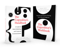 The Copyeditor's Handbook and Workbook by Amy Einsohn, Marilyn Schwartz, Erika Buky