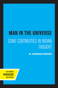 Man in the Universe by W. Norman Brown