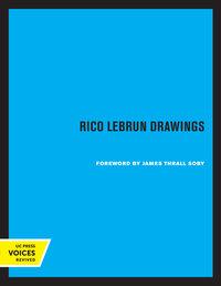 Rico Lebrun Drawings by