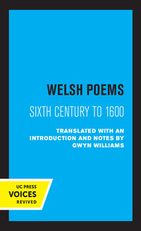 Welsh Poems by