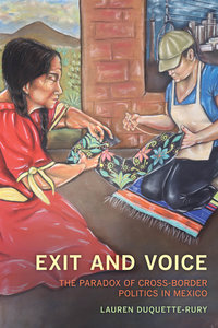 Exit and Voice by Lauren Duquette-Rury