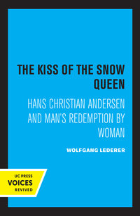 The Kiss of the Snow Queen by Wolfgang Lederer