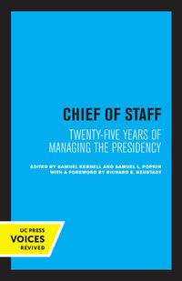 Chief of Staff by Samuel Kernell, Samuel L. Popkin