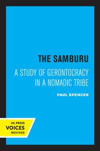 The Samburu by Paul Spencer