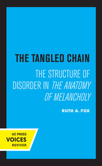 The Tangled Chain by Ruth A. Fox