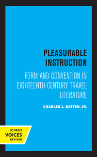 Pleasurable Instruction by Charles L Jr Batten