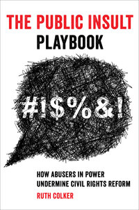 The Public Insult Playbook by Ruth Colker