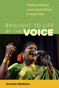 Brought to Life by the Voice by Amanda Weidman