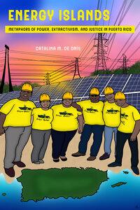 Energy Islands by Catalina M de Onís