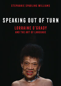 Speaking Out of Turn by Stephanie Sparling Williams