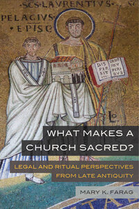 What Makes a Church Sacred? by Mary K. Farag