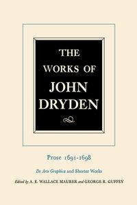 The Works of John Dryden, Volume XX by John Dryden, George R. Guffey, Alan Roper