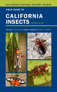Field Guide to California Insects by Kip Will, Joyce Gross, Daniel Rubinoff