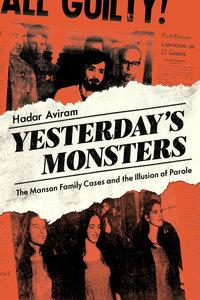 Yesterday's Monsters by Hadar Aviram