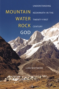 Mountain, Water, Rock, God by Luke Whitmore