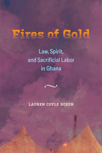 Fires of Gold by Lauren Coyle Rosen