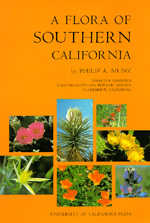 A Flora of Southern California by Philip A. Munz