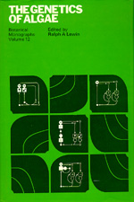 The Genetics of Algae by Ralph A. Lewin