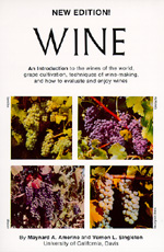 Wine by M. A. Amerine, V. L. Singleton