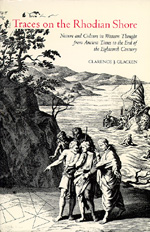 Traces on the Rhodian Shore by Clarence J. Glacken