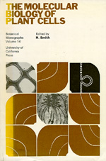 The Molecular Biology of Plant Cells by H. Smith