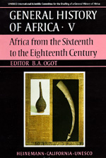 UNESCO General History of Africa, Vol. V by B. A. Ogot