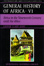 UNESCO General History of Africa, Vol. VI by J. F. Ade Ajayi