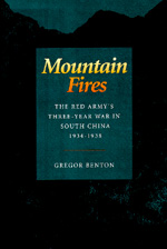 Mountain Fires by Gregor Benton