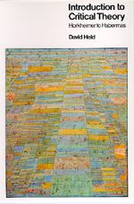 Introduction to Critical Theory by David Held