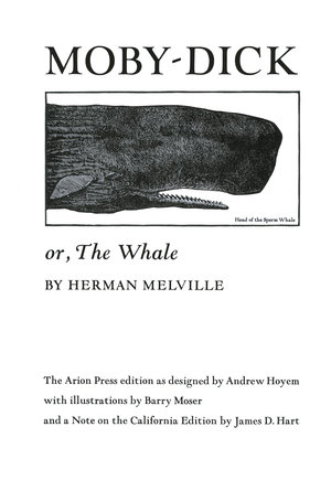 Moby Dick or, The Whale by Herman Melville