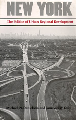 New York by Michael N. Danielson, Jameson W. Doig