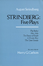 Strindberg by August Strindberg