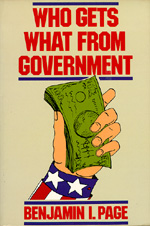Who Gets What From Government by Benjamin I. Page
