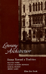 Literary Architecture by Ellen Eve Frank