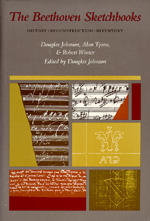 The Beethoven Sketchbooks by Douglas Johnson, Alan Tyson, Robert Winter